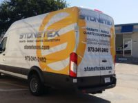 StoneTex Graphic Wrap